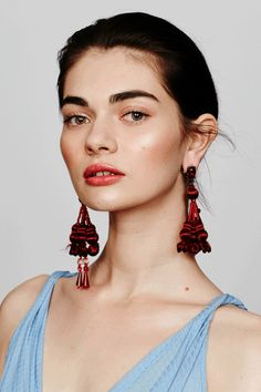 The Ornamental Earring