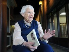 Margaret Ping '33 celebrates her 100th birthday.