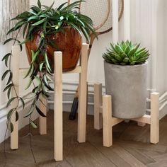 Piedestal Aus Holz