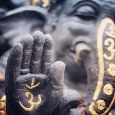 Mantra, Gloves, Yoga, Leather