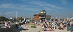The Beach at Littlehampton West Sussex England