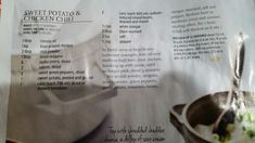 #canadianliving jan/feb Made this recipe and it was excellent. Probably 1 freestyle weight watchers point a serving