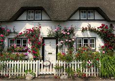 Shepherds' Cottage, Wherwell, Hampshire, southern England