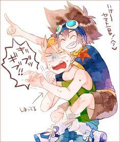 yamato & taichi