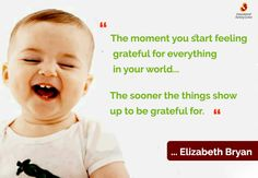 Thought of the day! Be #grateful what you have in your #life.