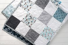 32 Easy Quilt Patterns for Beginners