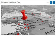 """Un mapa de la CNN reemplazó a """"Israel"""" con """"Palestina"""" - http://diariojudio.com/noticias/un-mapa-de-la-cnn-reemplazo-a-israel-con-palestina/138770/"""