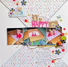Box of Happy - Scrapbook.com