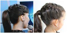 Penteado da Anitta + Show das poderosas!!!