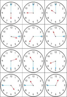 Hores en català #presidents Hores en català 2nd Grade Math Worksheets, 4th Grade Math, Math Games, Math Activities, Math Sheets, Teaching Time, Math For Kids, Math Classroom, Math Lessons