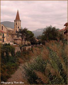 Finalborgo , Liguria ITALY