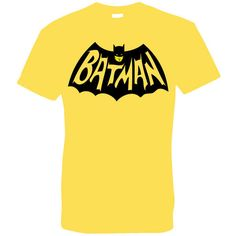 Old Batman Logo Shirt ($15) ❤ liked on Polyvore featuring tops, t-shirts, light blue, unisex adult clothing, light blue top, light blue t shirt, t shirts, unisex tops and cotton tee