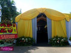Sewa Tenda Dekorasi VIP Ulang Tahun PT.CATERPPILAR INDONESIA,Bekasi Jawa Barat.||http://www.amira-tent.com