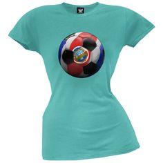 World Cup Costa Rica Soccer Juniors T-Shirt