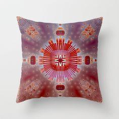 CenterViewSeries030 Throw Pillow by fracts - fractal art - $20.00 fractal art made with mandelbulb 3d
