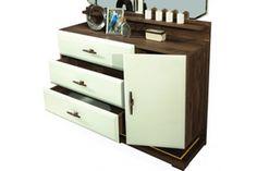 EMIRGAN Drawer Rails, Drawer Fronts, Beige Living Rooms, Ottoman Table, Dressing Table Mirror, Sliding Wardrobe, Bed Base, Under Bed, Bed Mattress