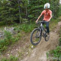 Mackenzie riding the trails. Photo by Derek Crowe. Positive Stories, Shot In The Dark, Outdoor Recreation, Mountain Biking, 10 Years, The Darkest, The Past, Youth, Outdoors