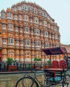 Hawa Mahal , Jaipur.