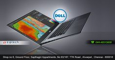 Huge varieties of Dell laptops with various configuration available at Ziptech Alwarpet. Call us and know more details @ 044- 48515606.