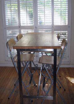 Ikea utby bar table | Flickr - Photo Sharing!