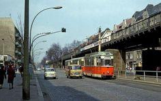 Life in the DDR: Schönhauser Allee, East #Berlin