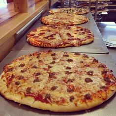"""You spend the entire trip just dreaming of the words, """"Pizza time! Pizza time for..."""" 