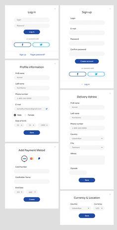 Aware mobile checkout Form Design Web, App Ui Design, Mobile App Design, Mobile Ui, Interface Design, Motion Design, Ui Design Principles, Ui Forms, App Design Inspiration