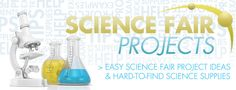 Website full of science kits, toys, activities and experiments!  Great for object lessons and VBS.
