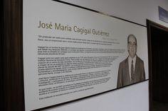 Panel José María Cagigal