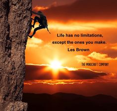 ✨ The MindCraft Company ✨ ✨Transformation & Growth ✨ #Quote - #Motivation - #Quotes Les Brown