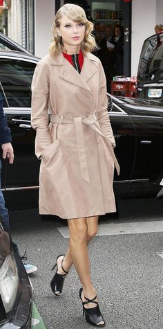 70 Reasons Why Taylor Swift Is a Street Style Pro - October 7, 2014 from #InStyle