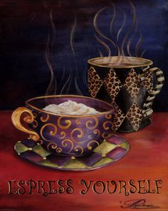 Espress yourself