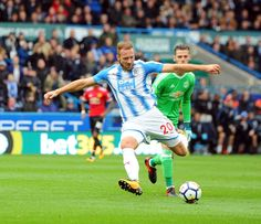 All the action as Huddersfield Town beat Manchester United at the John Smith's Stadium Huddersfield Town, Manchester United, Terriers, Action, The Unit, Football, Sports, Man United, Soccer