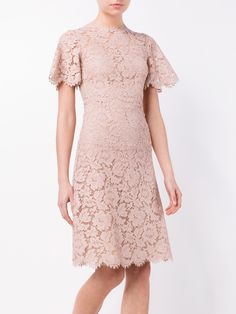 VALENTINO | Lace Dress | Womenswear | Browns Fashion
