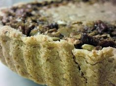 """Our Passover Pie Crust Recipe got """"OMGoodness!"""" rave reviews. Good for both sweets and quiches, gluten free too!"""