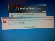 OK.  Ye old Server operating system...so you want war!