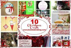 10 Christmas Crafts