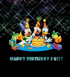 :: Happy birthday ::
