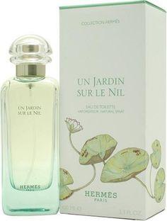 Hermes Un Jardin Sur Le Nil. Everyday; summer. Citrus. Notes: Green mango, grapefruit, musk, cinnamon.