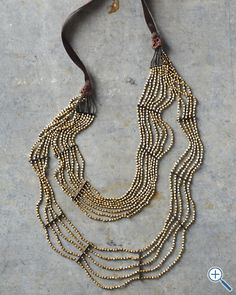 Kathryn Nugget Necklace