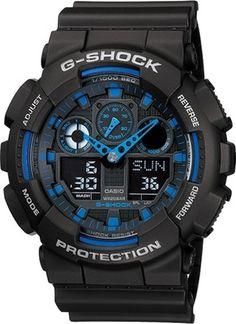 Casio G-Shock Analog-Digital Watch  - For Men: Watch