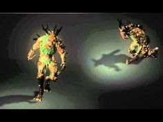 Pillars of Eternity: In-engine Creature Animations - YouTube