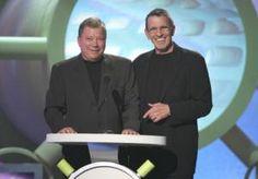 Why Leonard Nimoy Died Hating William Shatner: William Shatner and Leonard Nimoy at 2005 TV Land Awards
