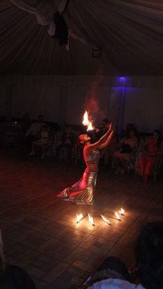 Spettacolo con il fuoco Per rendere il tuo evento magico   Hotel Imperiale <3