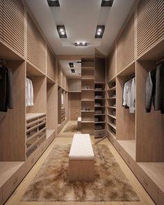 Bom dia! Inspiração de um closet leve, funcional e elegante.  E o seu closet como está?  #closet #contrateumpersonalorganizer #cadacoisaemseulugar #praticidade #qualidadedevida #instalike #instaorganizer #bomdia