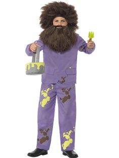 How good is this Mr Twit costume?! It's perfect for dressing up on Roald Dahl Day or World Book Day. Pick it up from partydelights.co.uk.