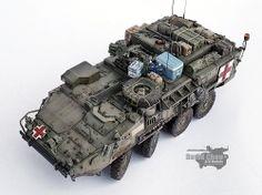 M1133 Stryker Medical Evacuation Vehicle (MEV)
