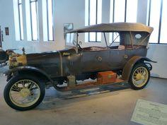 1912 Minerva (Museo Automovilistico de Malaga)