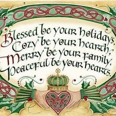 Merry Yule ❤️ Wishing everyone Love , Peace & Happiness ❤️ Christmas Blessings, Noel Christmas, Christmas Quotes, All Things Christmas, Vintage Christmas, Christmas Crafts, Christmas Decorations, Celtic Christmas, Christmas Greetings