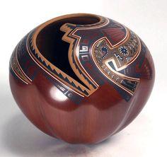 Mata Ortiz Pottery by Baudel Lopez